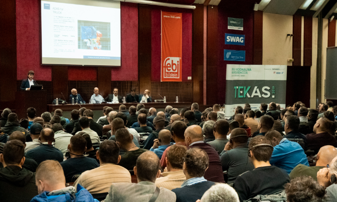 TEKAS Conference gathered more than 700 mechanics!